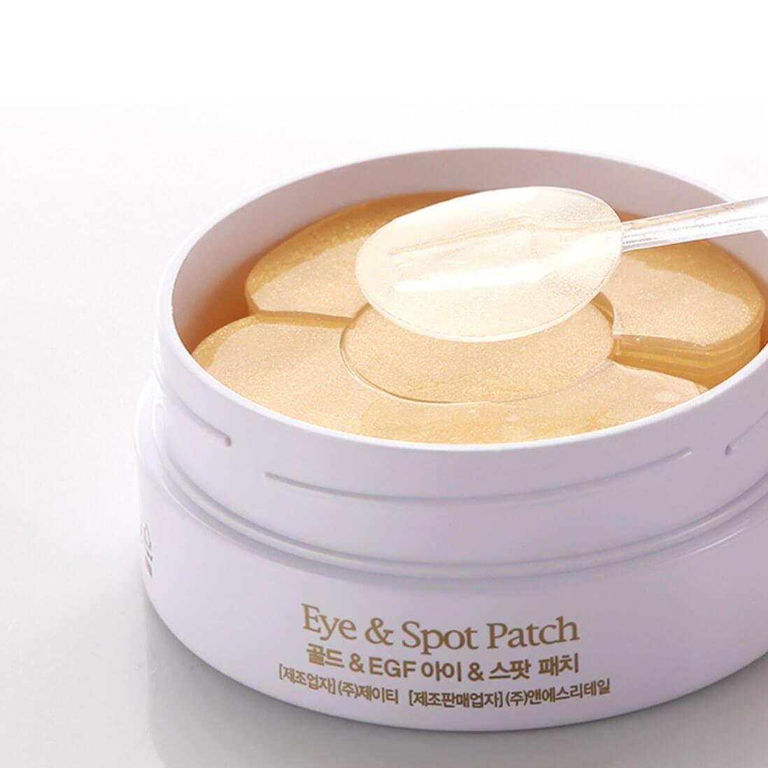 Гидрогелевые патчи Petitfee Gold & EGF Eye & Spot Patch