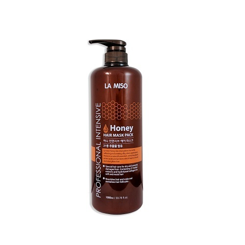 Маска для волос La Miso Professional Intensive Honey 1000мл