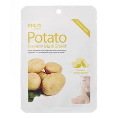 La Miso Potato Essence Mask Sheet - Маска с экстрактом картофеля