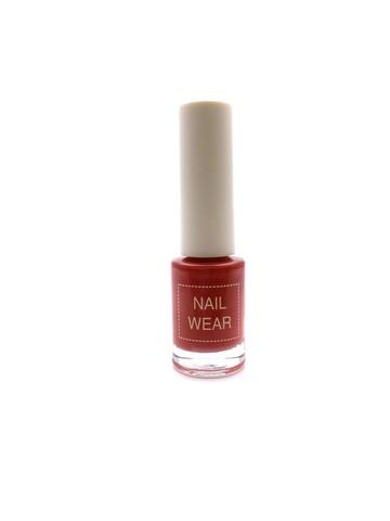 Лак для ногтей The Saem Nail Wear 82 Dry Rose 7 мл