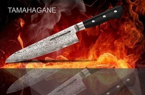 Набор из 2-х ножей в подарочной коробке Samura TAMAHAGANE. арт. ST-0210/G-10