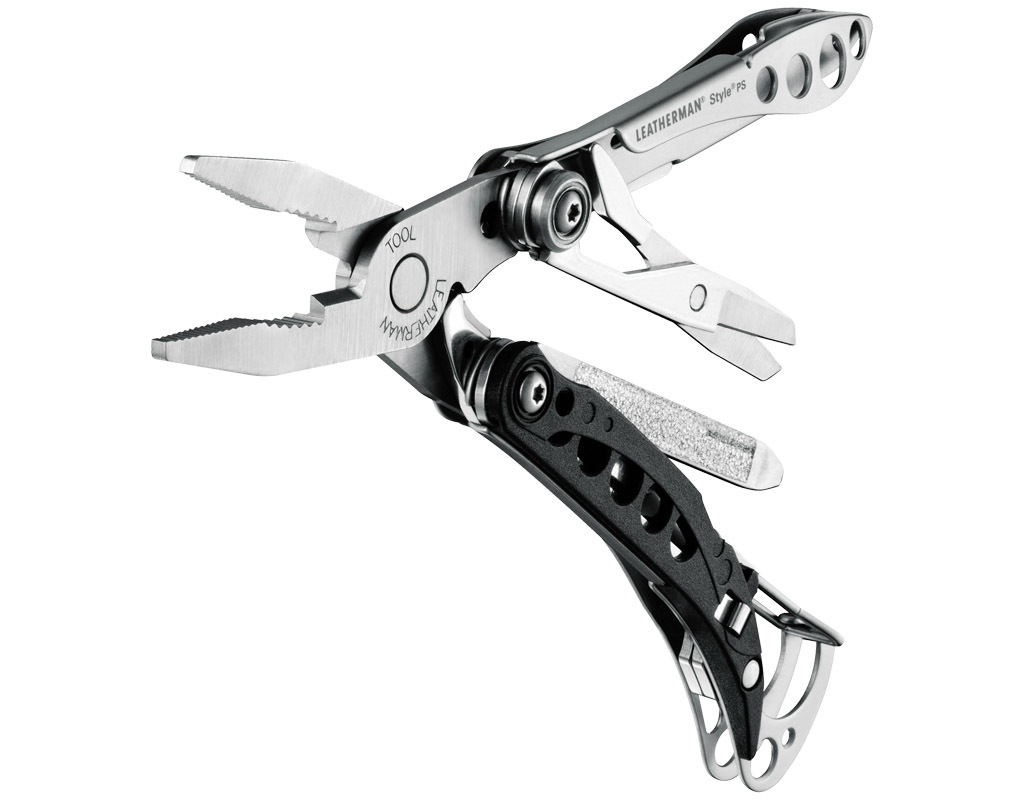 Мультитул Leatherman Style PS, 8 функций