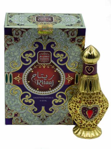 Пробник для  Ritaj Ритаж 1 мл арабские масляные духи от Насим Naseem Perfumes