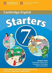C Young Learners Eng Tests 7 Starters SB