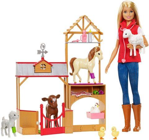 Barbie Игровой набор