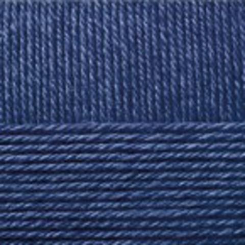 Пряжа Детская новинка (Пехорка) цвет 255 джинсовый