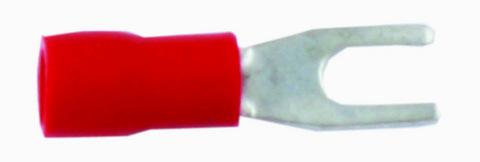 Наконечник НВИ 1,25-5 вилка 0,5-1,5мм (100шт) TDM