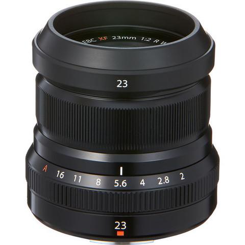 Объектив Fujifilm XF 23mm f/2 R WR X Mount