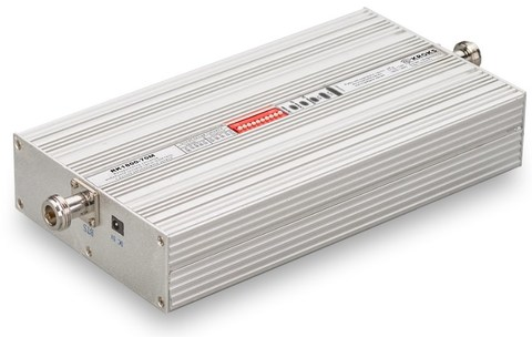 Репитер GSM1800 KROKS RK1800-70M-N с ручной регулировкой уровня