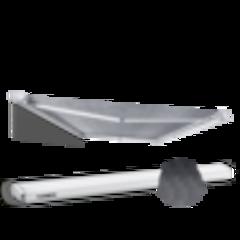 Маркиза DOMETIC PERFECTROOF PR 2500 (механическая,накрышная, 3.5-5,5м)