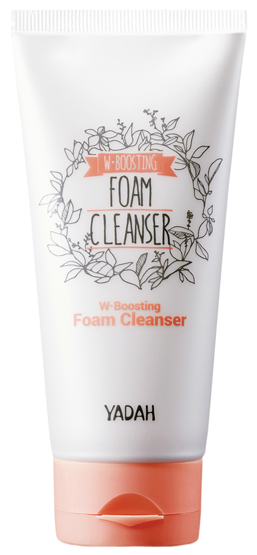 Пенка отбеливающая Yadah White Boosting Foam Cleanser 150 мл