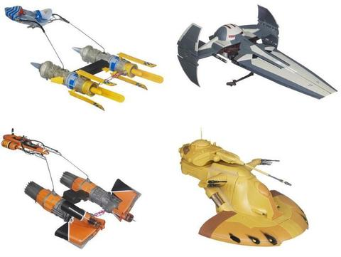 Star Wars Class II Attack Vehicles Wave 0.5