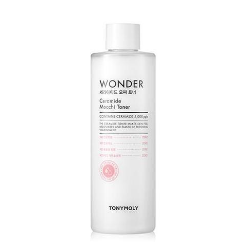 Тонер TONYMOLY Wonder Ceramide Mocchi Toner 500ml