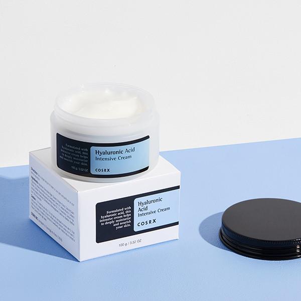 COSRX Крем для лица увлажняющий с гиалуроновой кислотой Cosrx Hyaluronic Acid Intensive Cream 100гр cxdc006b2.jpg