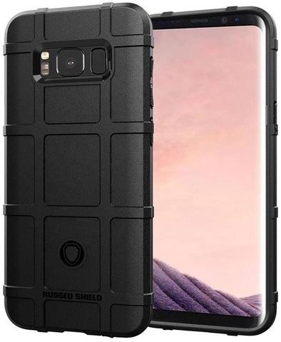 Чехол Samsung Galaxy S8 Plus цвет Black (черный), серия Armor, Caseport