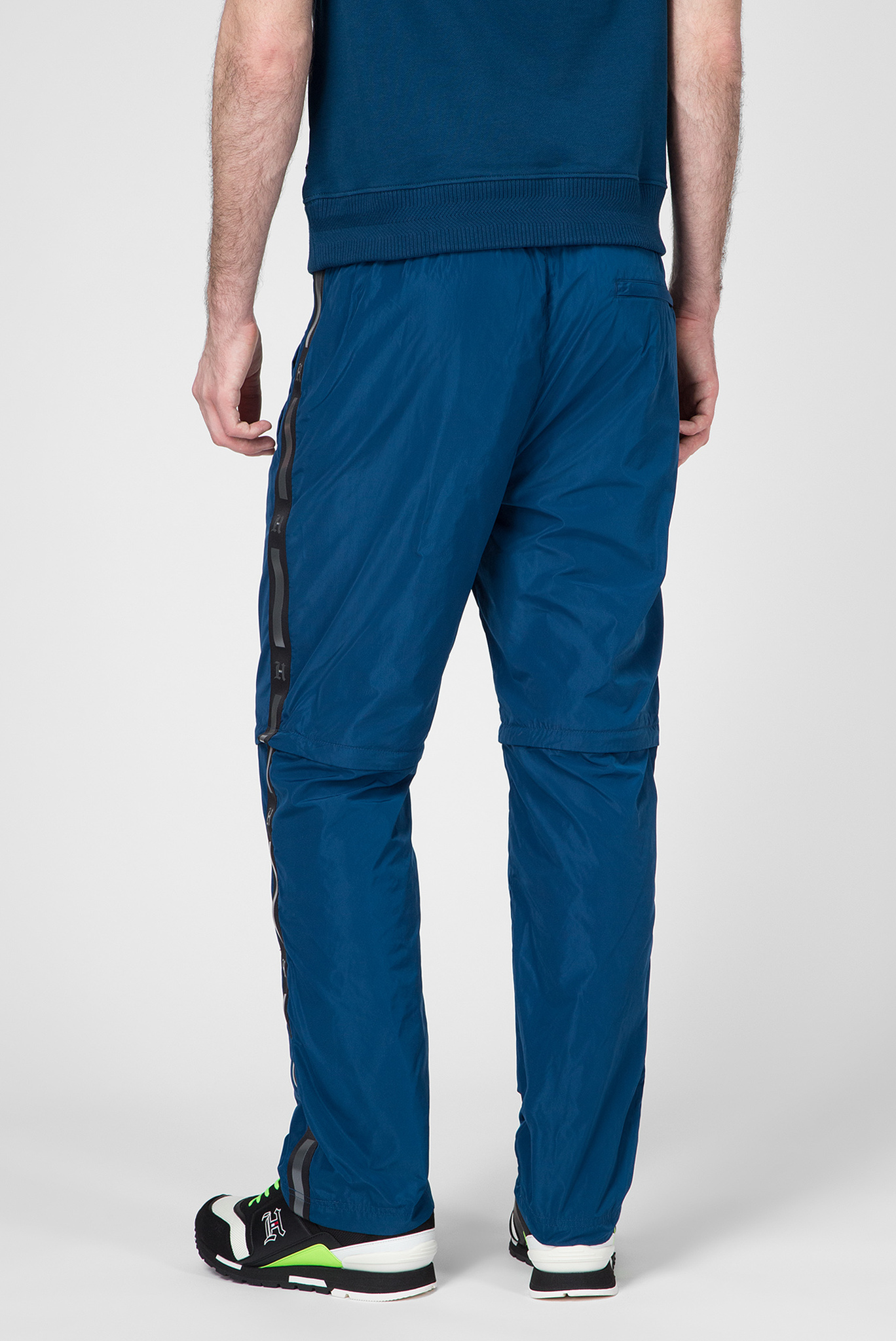 Мужские синие спортивные брюки 2 в 1 Tommy Hilfiger