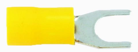 Наконечник НВИ 5,5-4 вилка 4-6мм (100шт) TDM