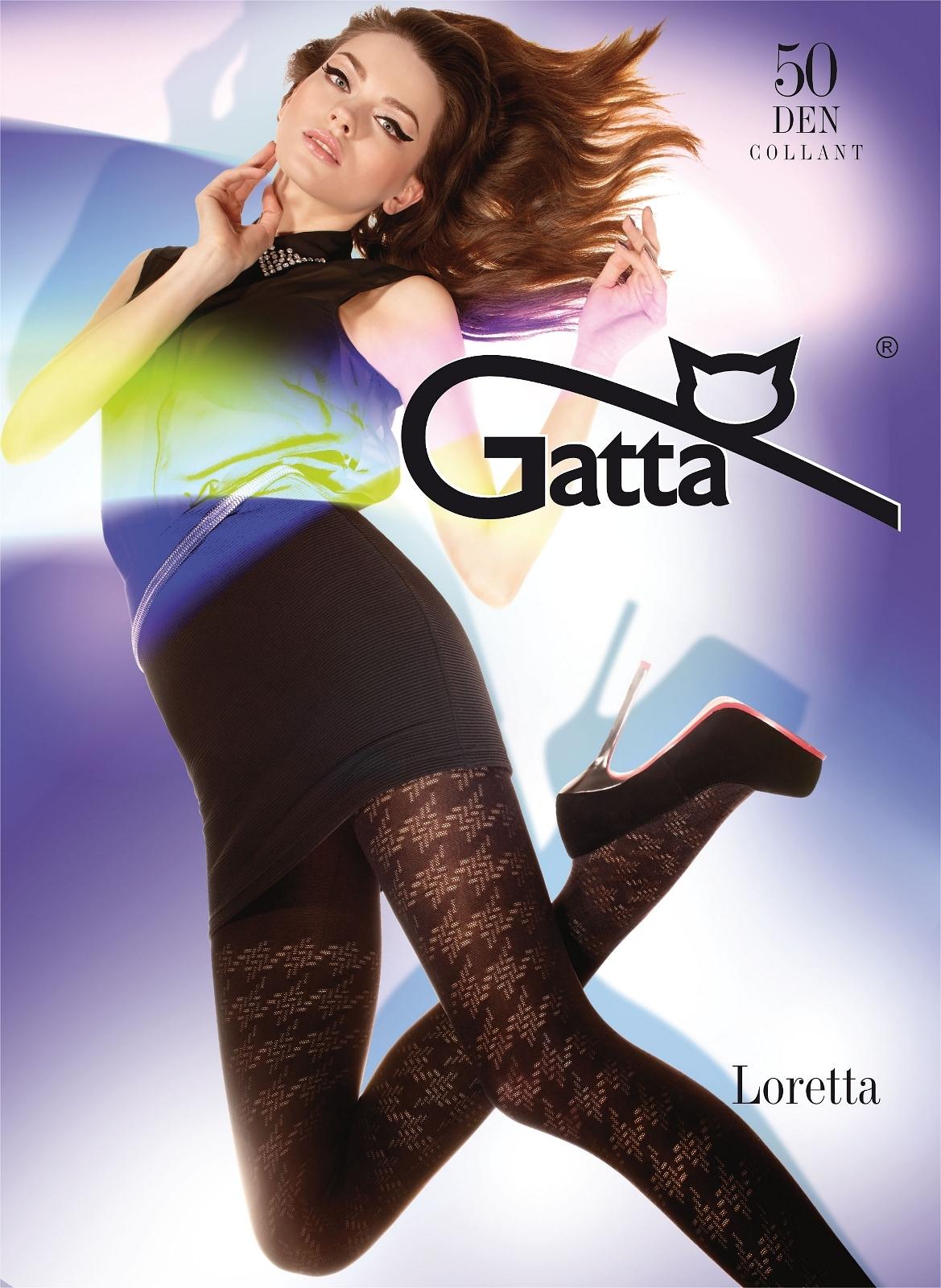 Колготки Gatta Loretta 87