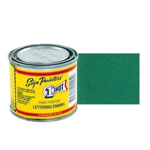 Пинстрайпинг (pinstriping) 950-P Эмаль для пинстрайпинга 1 Shot Перламутровый сине-зелёный (Blue Green), 236 мл BlueGreenPerl.jpg