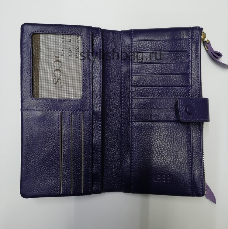 Женский кошелек JCCS j-31068 violet