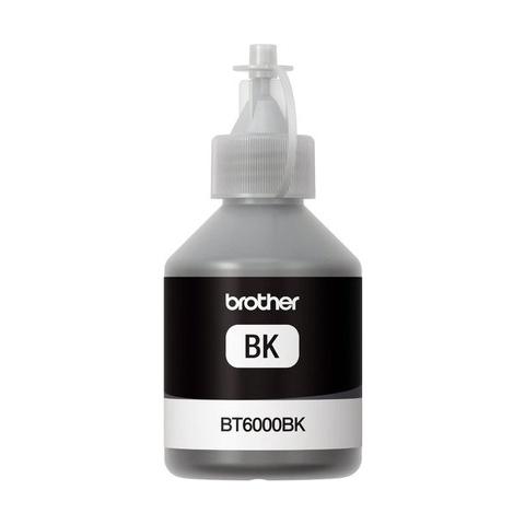 Brother BT6000BK: оригинальная бутылка с черными чернилами