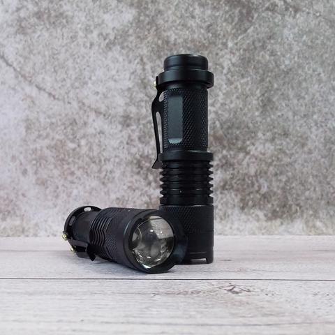 UV LED фонарик Flashlight Blacklight Lamp 395 нм