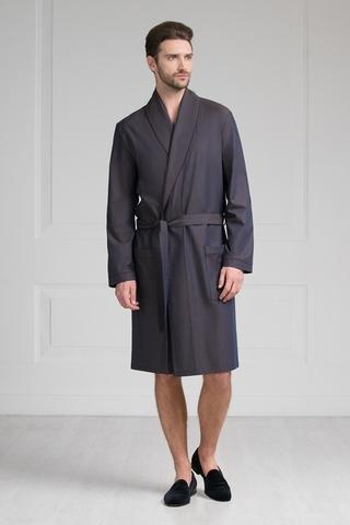 Мужской облегченный халат 61418 Laete