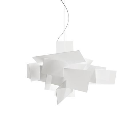 Подвесной светильник копия Big Bang by Foscarini (белый)