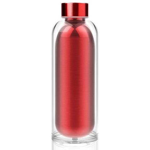 Бутылка Asobu Escape (0,5 литра), красная