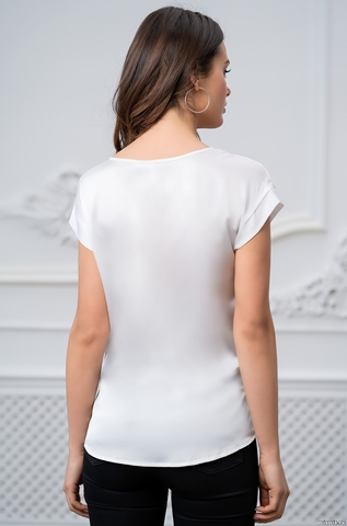 Блуза Топ женский Mia-Amore Milan Милан 8428 белый