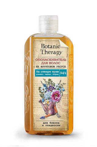 Modum Botanic Therapy Ополаскиватель для волос на фруктовом уксусе для блеска и гладкости 280г