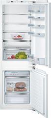 Холодильник встраиваемый с морозильником Bosch Serie | 6 KIN86HD20R фото