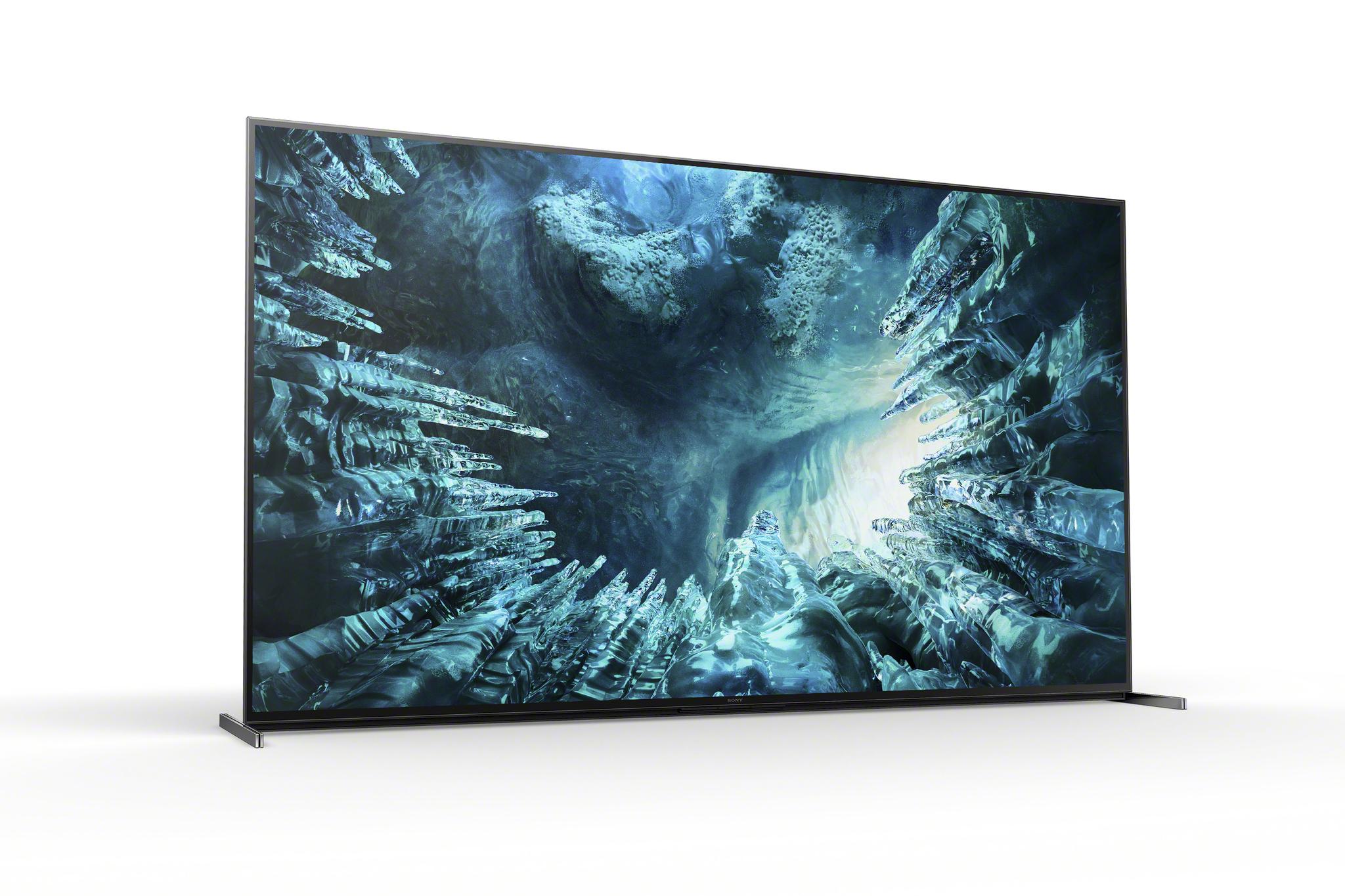 KD-85ZH8 8K HDR телевизор Sony Bravia в Sony Centre Воронеж