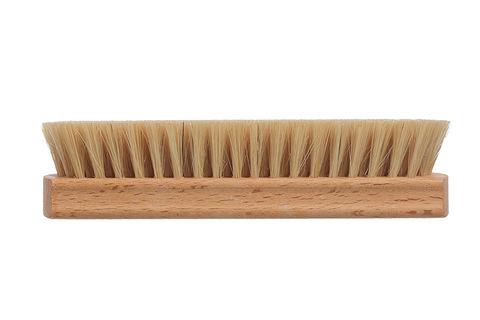 YOZHIK Щётка для обуви (160x47, светлая натуральная щетина) фото сбоку