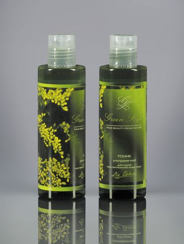 Liv delano Green Style Тоник ультрамягкий для сухой и чувствительной кожи лица 200г