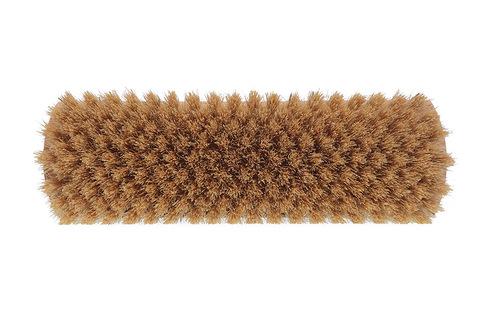 YOZHIK Щётка для обуви (160x47, светлая натуральная щетина) фото сверху