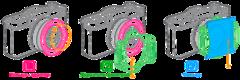 Адаптер Fujimi для фильтров Cokin Р series 82mm