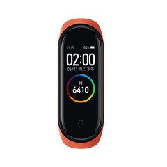 Браслет Xiaomi Mi Band 4 Heat Orange (XMSH07HM), оранжевый