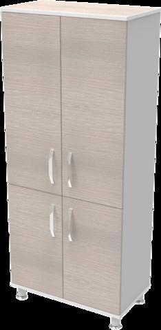 Шкаф медицинский общего назначения 2.03 тип 1 АйВуд Medical Office - фото