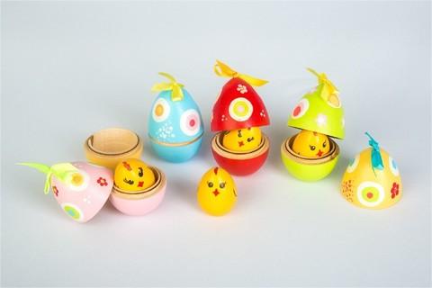 Яйцо с цыпленком подарок на день рождения