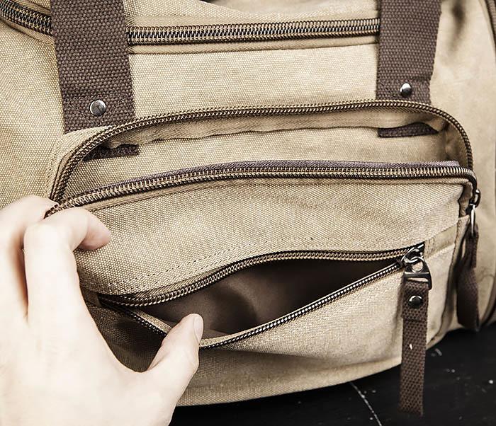 BAG477-2 Легкая и вместительная сумка для путешествий фото 14