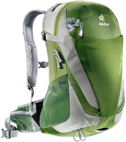 Картинка рюкзак туристический Deuter Airlite 28 Pine-Silver