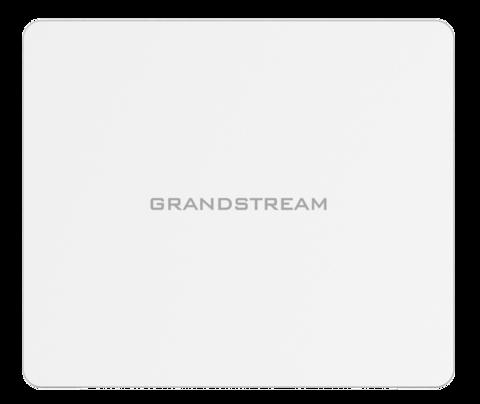 Grandstream GWN7602 - WiFi точка доступа. 2-ух диапазонная, технология 2:2x2 MU-MIMO, 80+ пользоватей, 1xWAN, 3xLAN