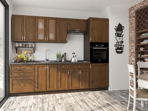 Кухня Шале-2 венге, antico