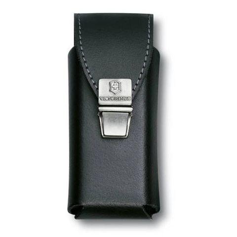 Чехол Victorinox (4.0833.L2) для SwissTool Plus 115мм черный кожа
