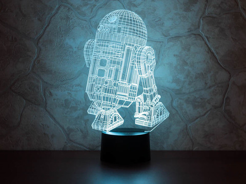 Светильник R2-D2