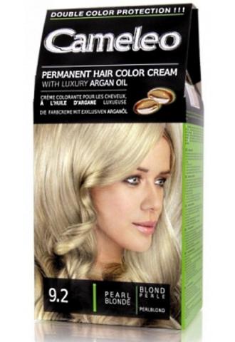 CAMELEO крем краска для волос тон 9.2 жемчужный блондин (Delia cosmetics)