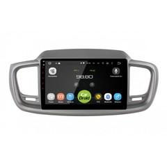 Штатная магнитола на Android 6.0 для Kia Sorento 3 Prime Roximo CarDroid RD-2317F