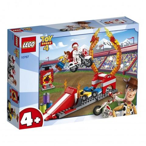 LEGO Toy Story: Трюковое шоу Дюка Бубумса 10767 — Duke Caboom's Stunt Show — Лего История игрушек Той стори