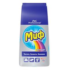 Порошок стиральный МИФ Expert Свежий Цвет 15кг д/цветного белья